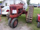 Half track ARPS on 1949 Farmall MD front view.jpg