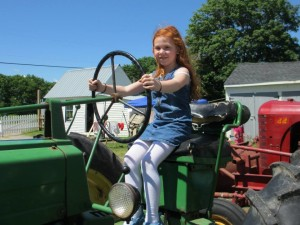 Pemetic_Student_on_Tractor_5