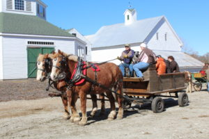 Sat. & Sun., March 25 & 26, 10AM-2PM, Sugaring Off Event and Irish Celebration @ Curran Homestead Village at Newfield | Newfield | Maine | United States